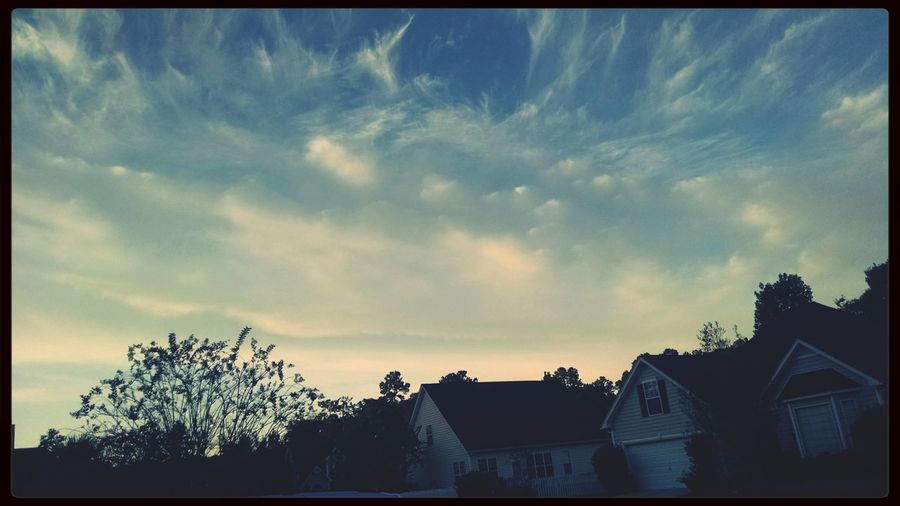 Clouds were something else this morning. Clouds Sky Morning Relaxing