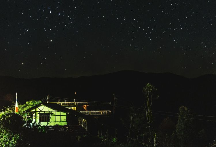 Star - Space Night Astronomy Beauty In Nature Silkroutejourneys Sikkimdiaries Canonphotography Canon700D Nature Collection Indiaphotos Landscape Photography Nature Landscape Mountain Travel Star Nightphotography GalaxyLandscape_lovers Mountains And Sky Mountains And Valleys EyeEm Best Shots Travel Photography Wanderlust Let's Go. Together.