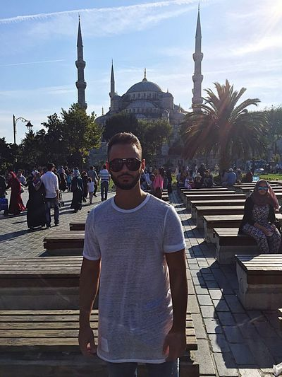Istanbul Sultanahmet Mosque Bluemosque Enyoing Life Beautiful