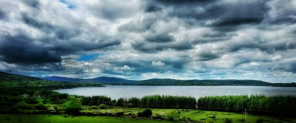 Landscape Lakes  Nature Clouds And Sky Celbridge Waterscape Looking To The Other Side Water Reflection Mountains Check This Out