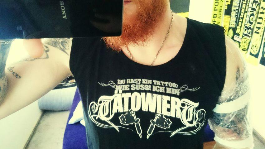 Tattoos Tattooed Funny Gingerhair NewInk