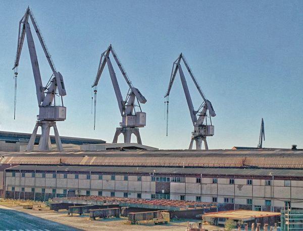 Bilbao Port Naval Ship Navalport