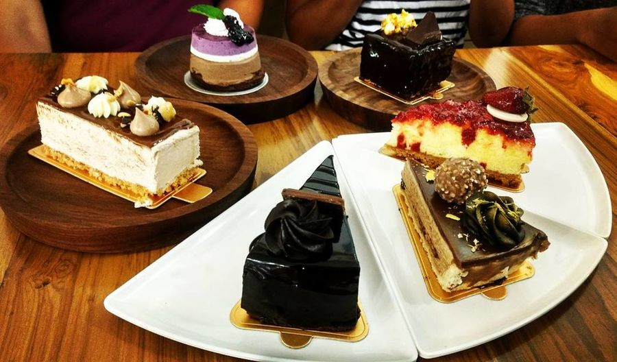 Dessert is the way to one's heart !❤️ Dessertloveforever EyeEmNewHere