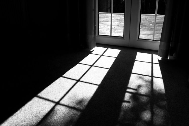 Blackandwhite Contrast Dark Daylight Flooring Focus On Shadow Monochrome Shadow Sunlight Sunny Window Welcome To Black Postcode Postcards