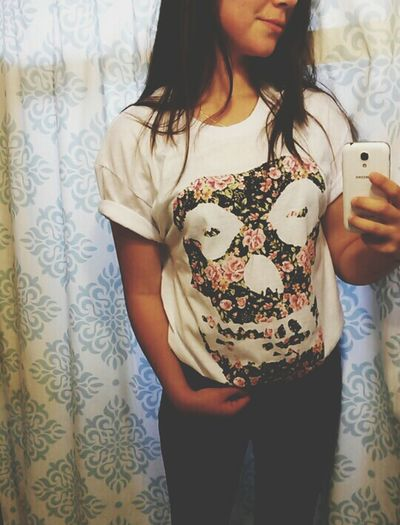 one of my new favorite shirts!!! Hi! Ootd That's Me Misfits