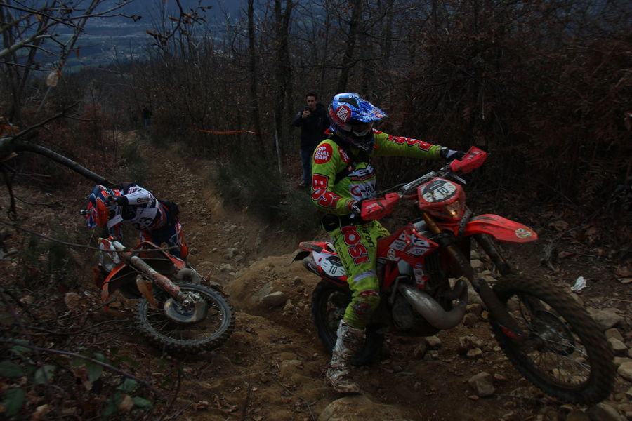 Enduro n°2. Enduro Overtake Motorcycles Hill Hard Taking Photos Nature Race Real People Hell's Gate Speed Action Colors Showcase: February