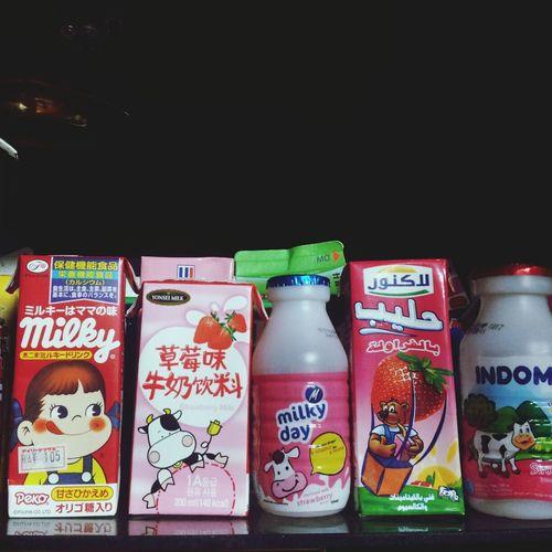 Milk Hello World Worldmilkday Milklovers :)