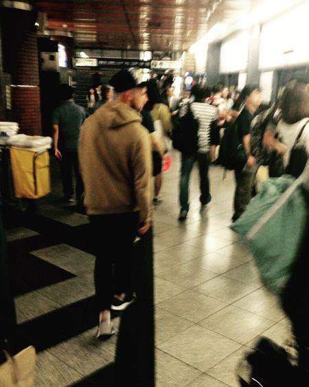 Metro Metro Station Seoul Seoul, Korea MOVIE Motion