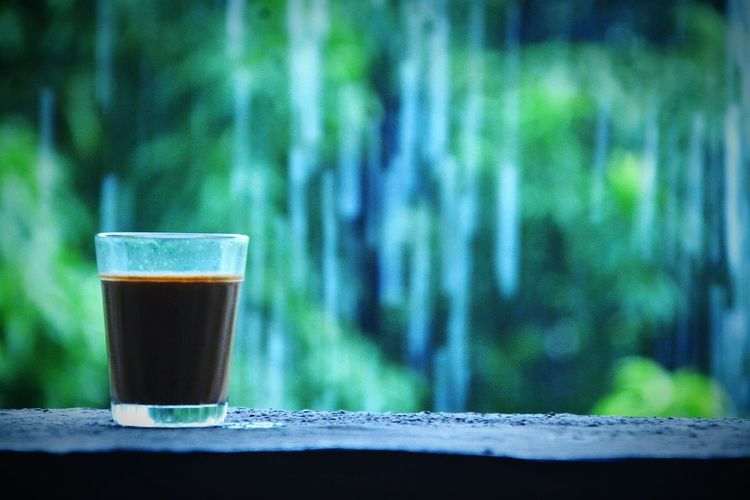 Tea Rainy Days☔ Freshness No People Day Nature Outdoors
