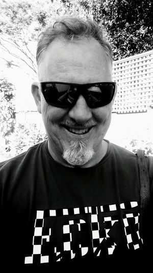 A recent self-employed in Durban Lifestyles Front View Sunglasses Portrait Headshot