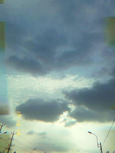 Cloud - Sky Outdoors No People Sky Nature