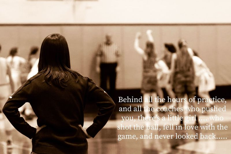 Girl Power Basketball EyeEm Selects Real People Group Of People Focus On Foreground Rear View Text Men Women Human Representation