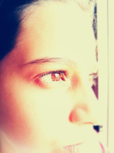 Uniqueness bella mirada Human Eye