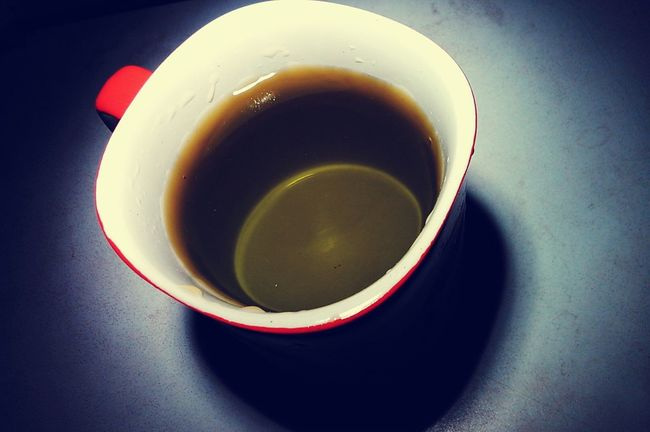 Late night tea ain't a bad idea..