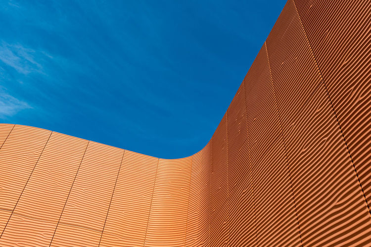 UAE pavilion, EXPO 2015 Abstract Architecture Building Exterior Curves Curvy Design Expo2015 Geometry Italy Low Angle View Milan Modern Outdoors Pattern Pavilion Shapes UAE