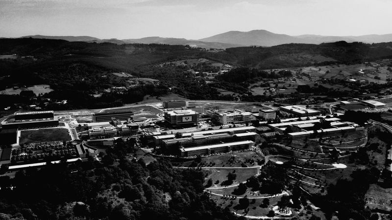 Flying from Menorca to Bilbao, Aerial views. 2015, July 3rd. Menorca Bilbao Blackandwhite Aerial Aerial View Aerial Photography Monochrome Landscape Flying