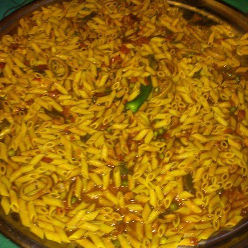 Mbakbaka Macaroni Tripoli Libya مبكبكة معكرونة طرابلس ليبيا