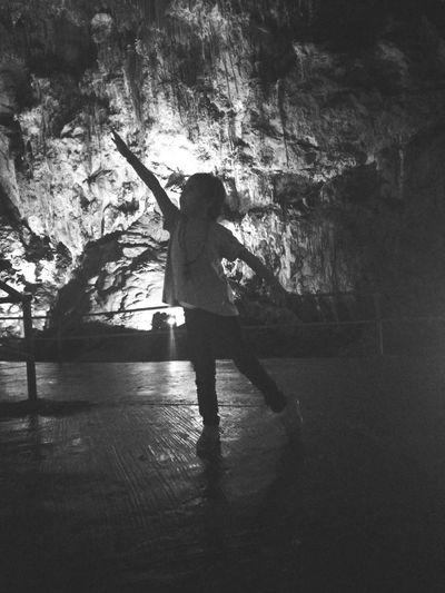 Ballerina Darkness Beautiful Girl