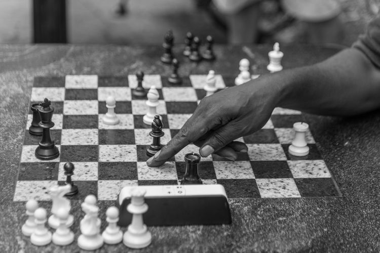 Checkmate Board Game Challenge Chess Chess Board Chess Move Chess Piece Competition Game Hand Intelligence King - Chess Piece Knight - Chess Piece Leisure Activity Leisure Games Pawn - Chess Piece Playing Queen - Chess Piece Skill  Strategy