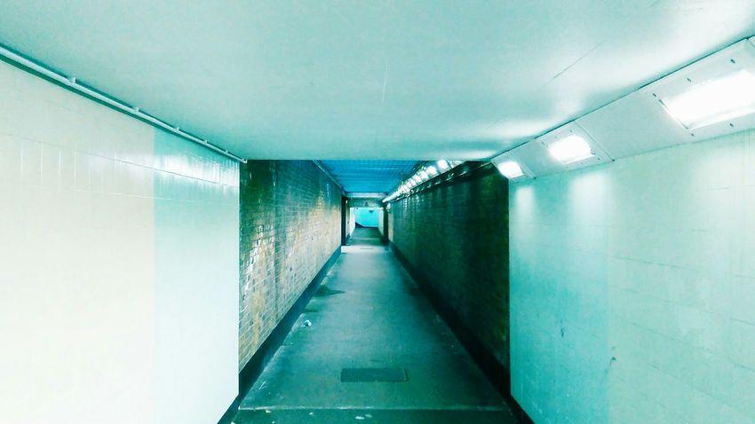 Tunnel Lightattheendofthetunnel Darkness And Light