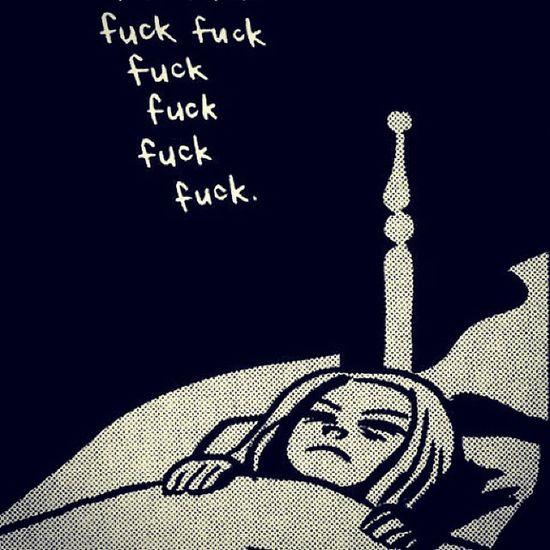 Quando vou Dormir com Raiva  de Alguem ou de alguma coisa... FuckON when I go to sleep angry at someone or something...