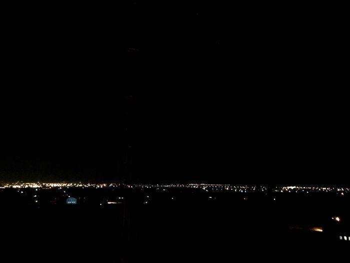 Black Night City Night Illuminated Copy Space Architecture City Sky Nature Light Nightlife Dark