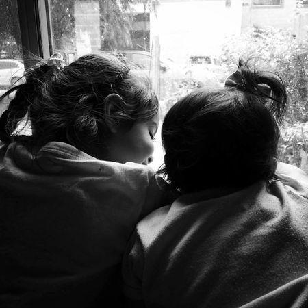 Two People Babys Babygirl Beutyfull