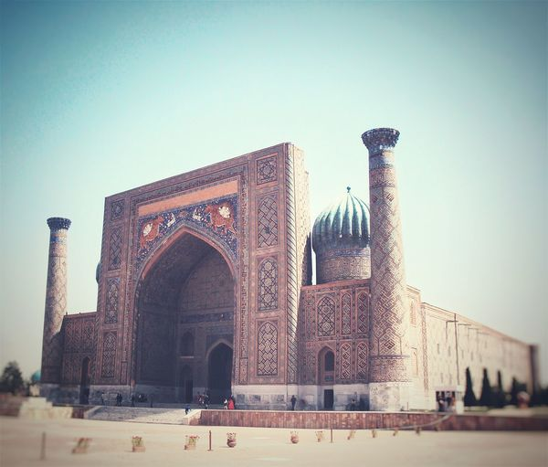 The Architect - 2016 EyeEm Awards Uzbekistan Samarkand Registansquare Beautiful Place Relaxing Pruod To Be Uzbek Great Time  The Week On Eyem