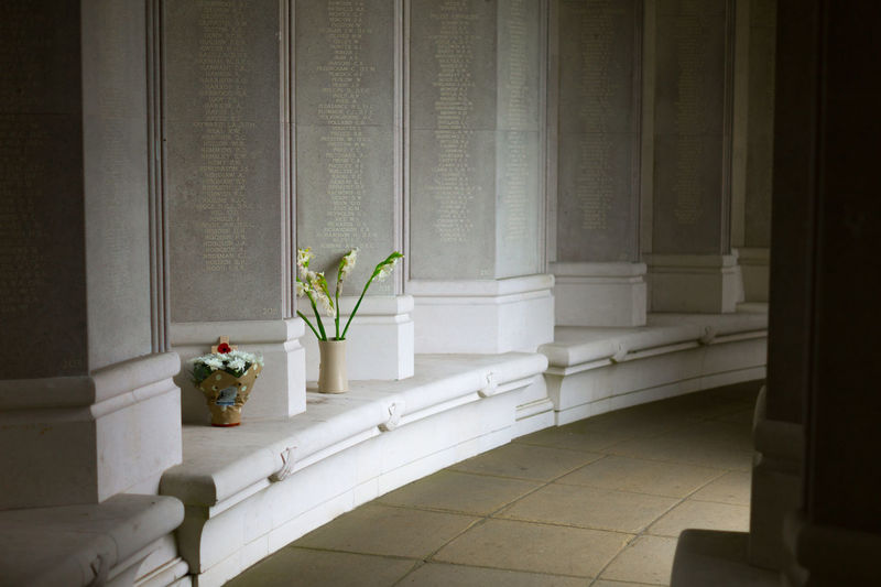 Architecture Day Flower Flowers Fragility Freshness Grave Indoors  Memorial Nature No People War Memorial Ww2