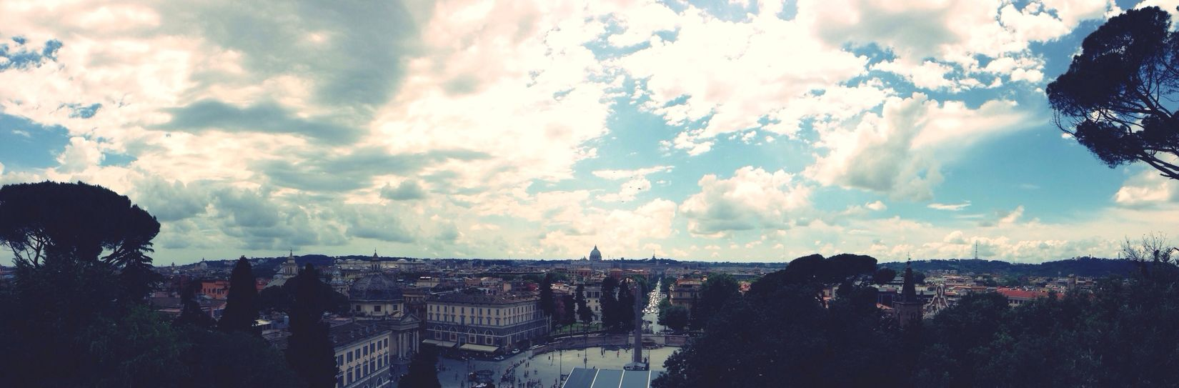 Terrazza del Pincio Roma Urban Landscape First Eyeem Photo