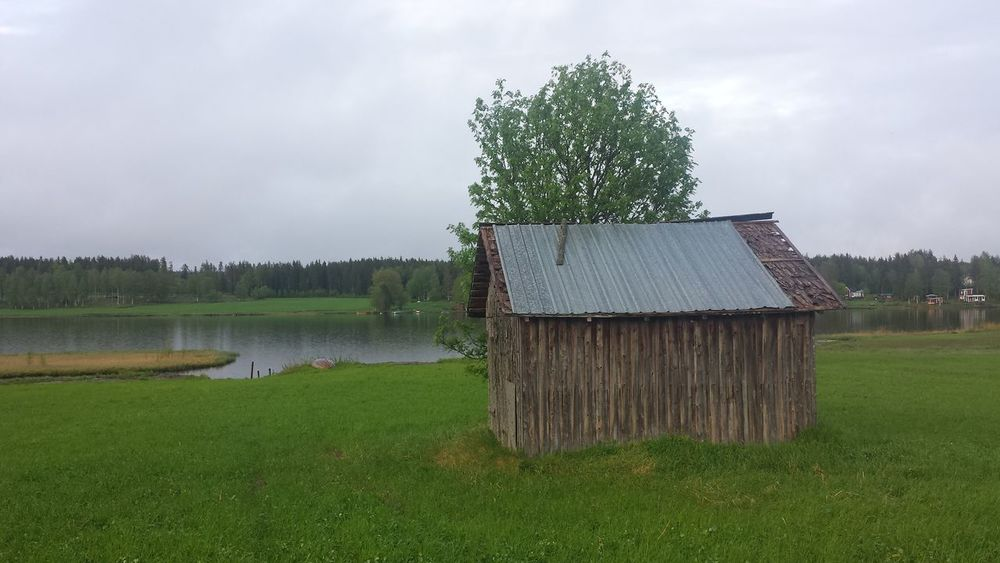 After the rain the light is returning Old Barns Landscape_Collection EyEm Best Shots - Landscape Water And Landscape