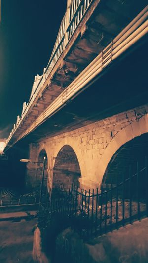 Never doubt you Restart Bridge - Man Made Structure Business Finance And Industry Architecture Arch City Night No People Built Structure