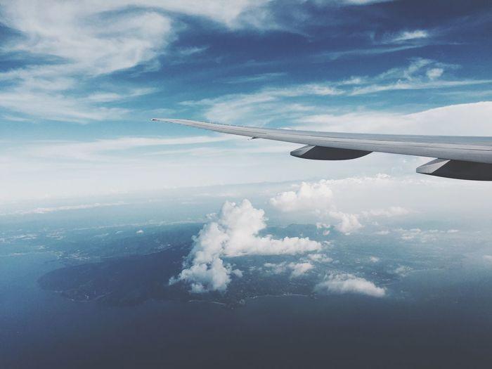 Airplane Aerial