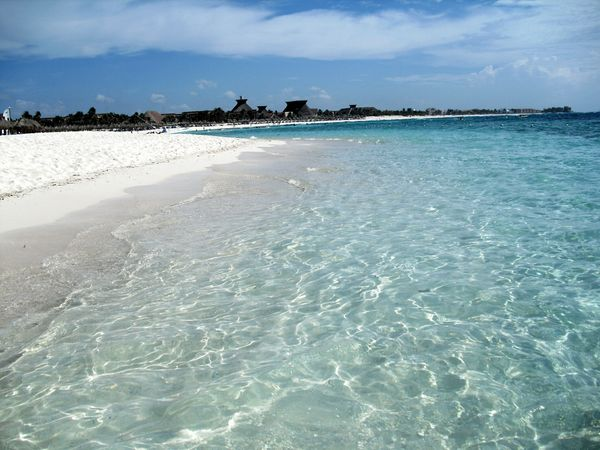 Riviera Maya Mexico Travel Photography Bluesea Tranquility Sand Water Nature Travel Destinations Beauty In Nature Vacations