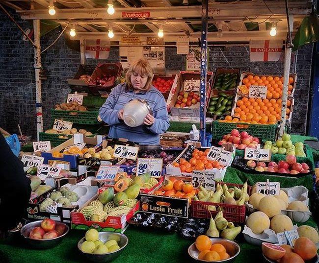 London Thisislondon Londonlife Londoners Londonmarket Brixton Brixtonmarket SouthLondon Fruit Instagood Instadaily Instamood