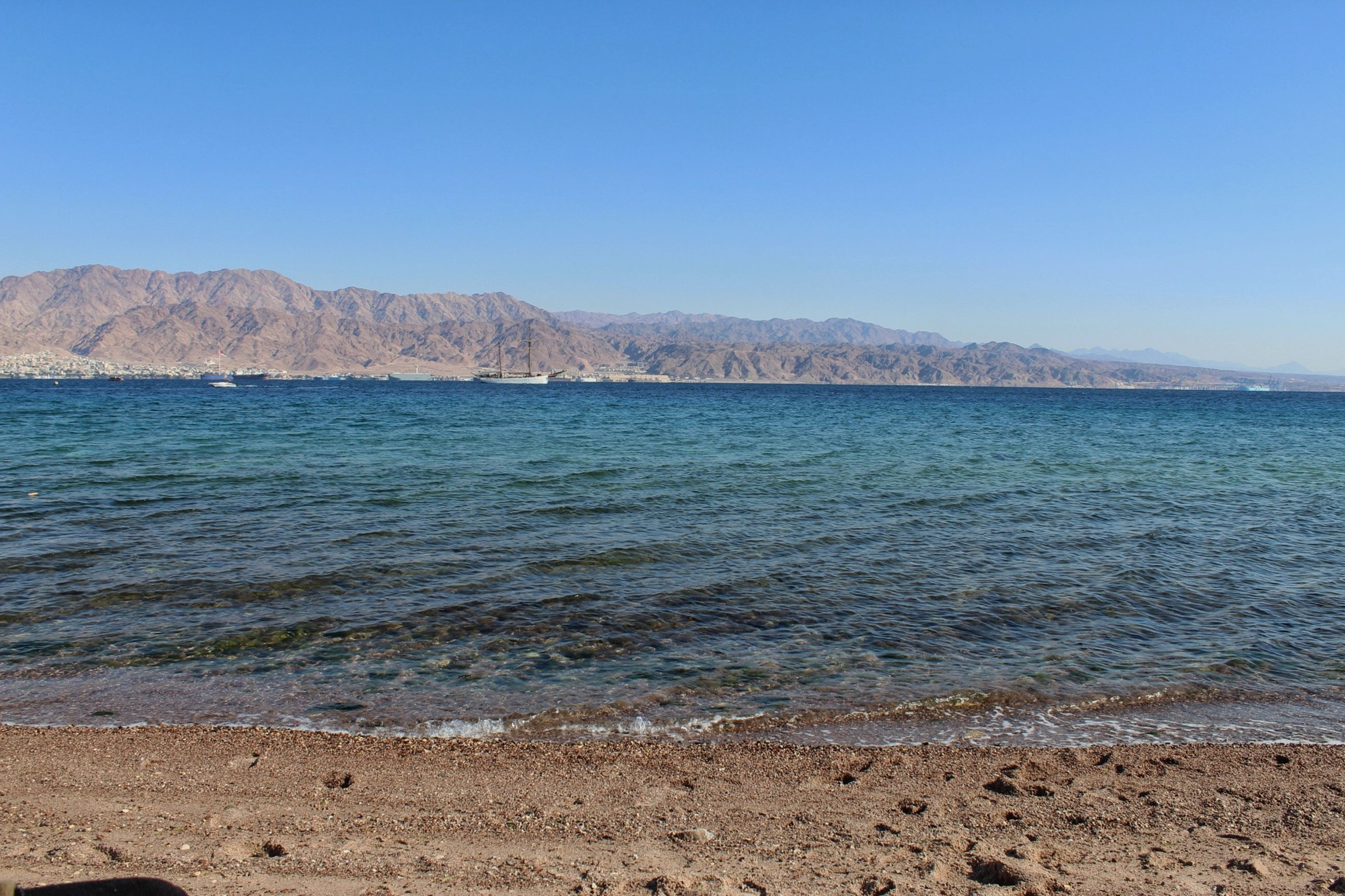 nature, scenics, outdoors, beauty in nature, tranquil scene, day, no people, tranquility, rock - object, clear sky, water
