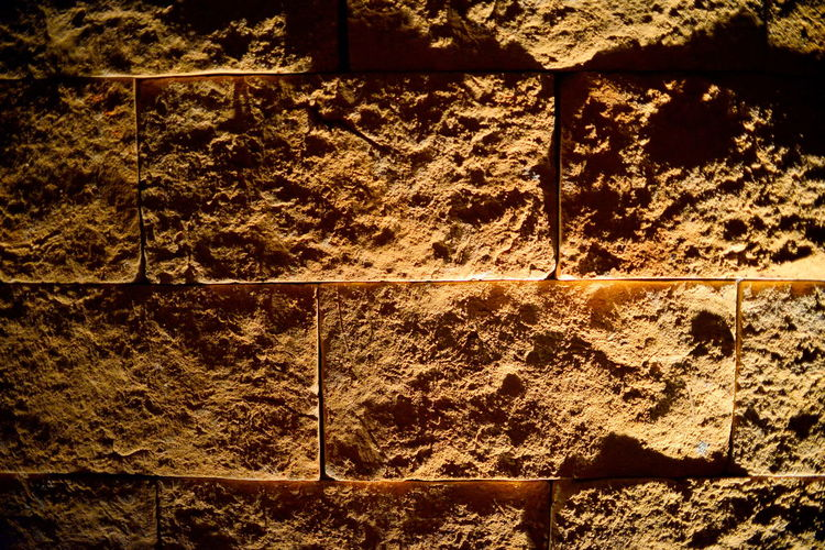EyeEm Best Shots Eye4photography  Getting Inspired No People Full Frame Backgrounds Pattern Textured  Built Structure Close-up Outdoors Architecture High Angle View Wall - Building Feature Stone Wall Old Shadow Wall Light And Shadow