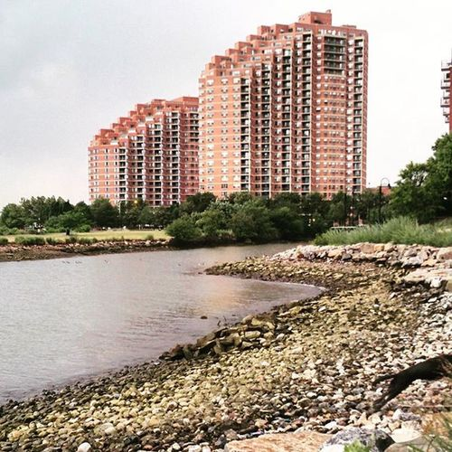 Beautifully  Structured Apartment at Exchangeplace Jerseycity Nj Njparks Architecture Building Exchangeplacewaterfront Exchangeplacepier