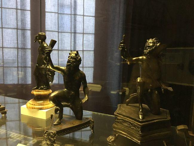Statue Sculpture Satyr Satyrs Selfies Selfie Time Selfie ✌ Ancient Art Museum Museum Of Ancient Art