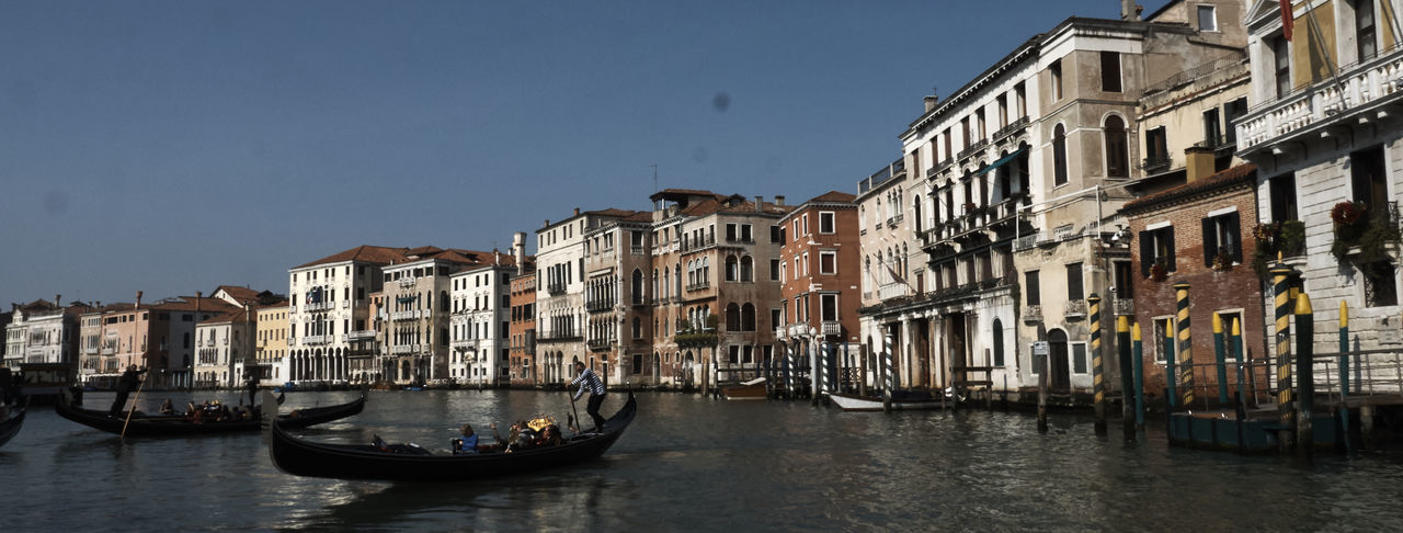 Adventure Architecture Building Exterior Canal City Cityscape Cultures Gondola - Traditional Boat Gondolier Outdoors Travel Travel Destinations Travel Photography Traveling Travelphotography Venice, Italy Water