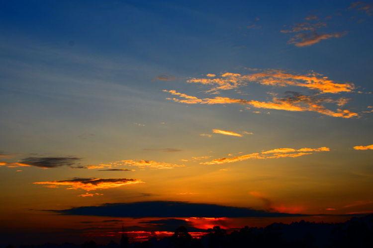 Desktop Background Background Desktop Background Colourful Dawn Sky Dawn Colourful Sky Colourful Skyline Sky Only
