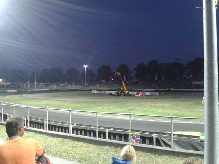 Speedway in