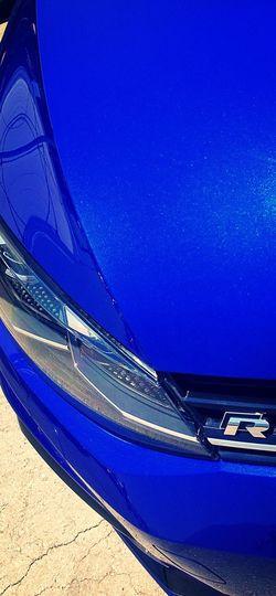 👀 Golf R Volkswagen First Eyeem Photo