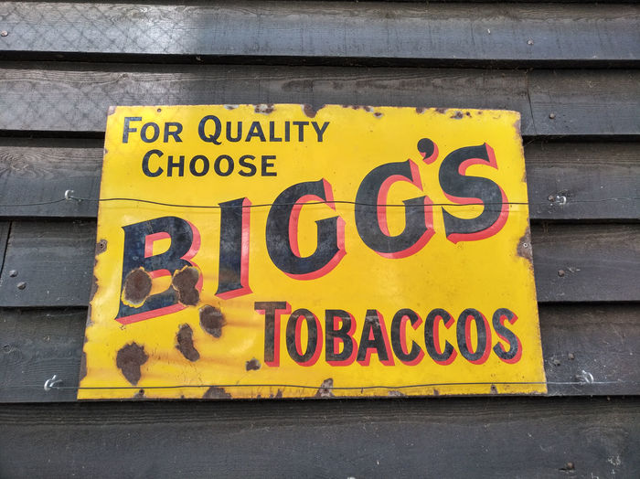 Biggs Tobacco