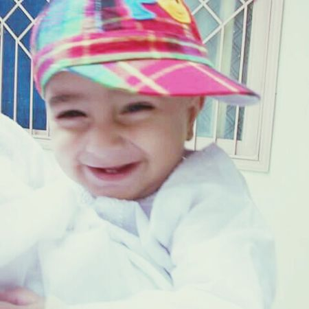 My Nephew..... :* ♥