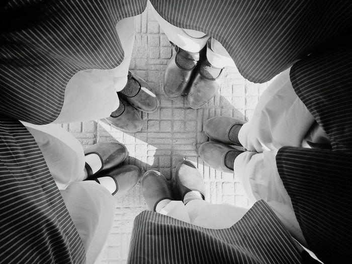Schooldays School Friendship Memories Shoes Same  Friend Smile Happy Mobilephotography Blackandwhite Candid Uniform Socks Girls School Life  School Time  Close-up Casual