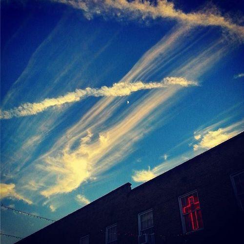 Houston Midtown Texas Texasskies Sunset Subtropical Lonestarstate Urbanjungle Nature Neonlights Doubletrouble Fall2015