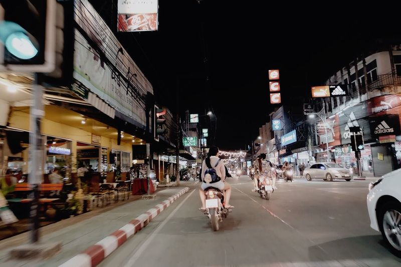 Cities At Night Soul of night Thailand Chiengrai Beingtakephoto Enjoying Life