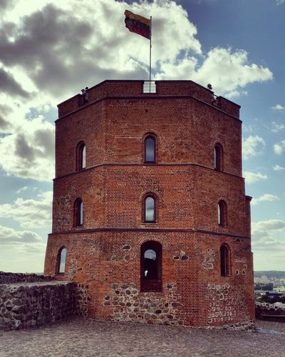 Castle Of Gediminas Vilnius Lithuania First Eyeem Photo