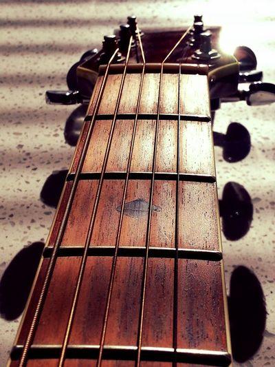 Guitar Music Morning Light Guitar Strings